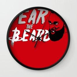 "The Victrs ""Fear the Beard"" Wall Clock"