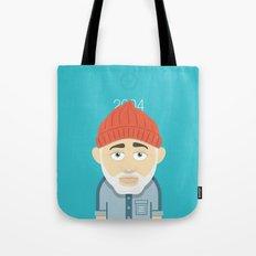 Aquatic Bill Tote Bag