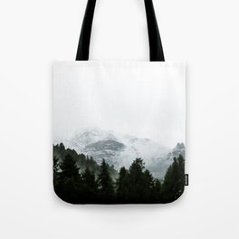 The Way Through The Woods Tote Bag