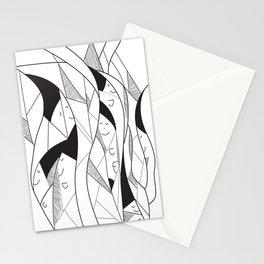 Line Dwarfs Stationery Cards