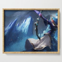 Queen Ashe League of Legends Serving Tray