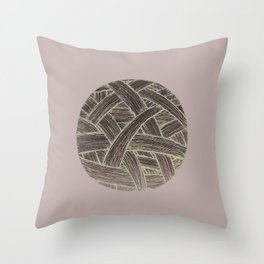 ball of string Throw Pillow