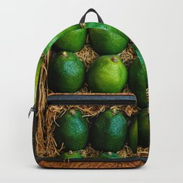 Box of Limes Backpack