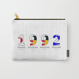 1992 - NAVY - My Year of Birth Carry-All Pouch