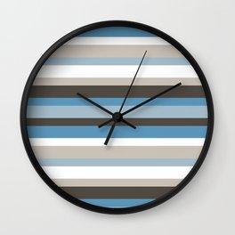 Abstract IV JL Wall Clock