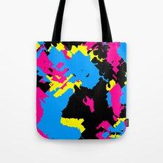 ColorQuake Tote Bag