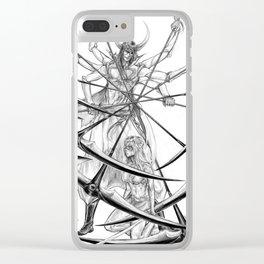 Nnoitora and Neliel - Bleach Clear iPhone Case