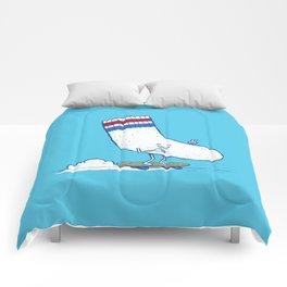 Lost Sock Skater Comforters