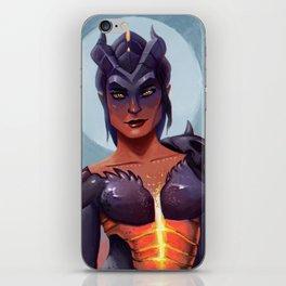 Dragon Queen iPhone Skin