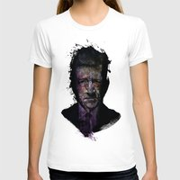 lynch T-shirts featuring David Lynch by Philipp Banken