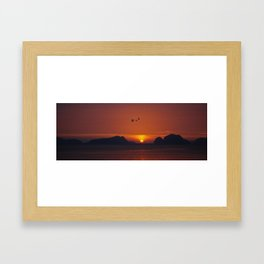 Philippines Framed Art Print