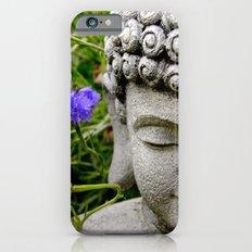 Peace Through Flowers Slim Case iPhone 6s