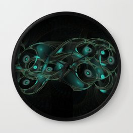 Neuroscience Wall Clock