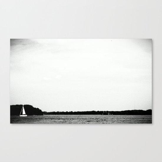 SHIP. Canvas Print