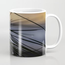 Pastels colors though the dune grass  Coffee Mug