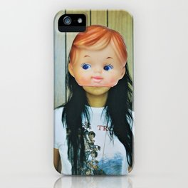 Kewpie Girl iPhone Case