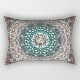 The Temple Enforcer Rectangular Pillow