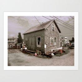 Martha's Vineyard Art Print