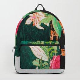 Tiger Vase Backpack