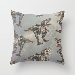 Cosmic Gordon Throw Pillow