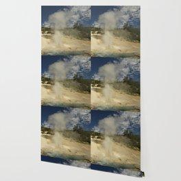Norris Geyser Basin - Beryl Spring Wallpaper