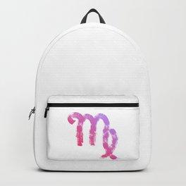 Zodiac sign Virgo Backpack