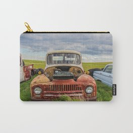 Rusty Car Row 8 Carry-All Pouch
