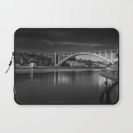 Arrabida bridge (III) Laptop Sleeve