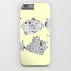 2 fish iPhone 6s Slim Case