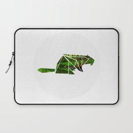 Forest Beaver Laptop Sleeve