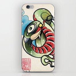 Hebi iPhone Skin