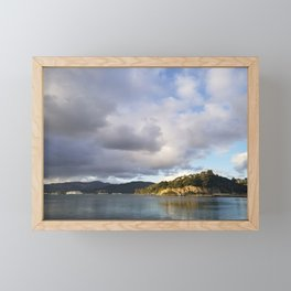 The Mouth of Andersons Bay Framed Mini Art Print
