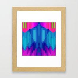 stripes1 Framed Art Print