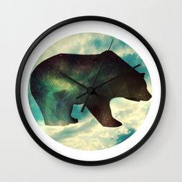 bear essentials Wall Clock