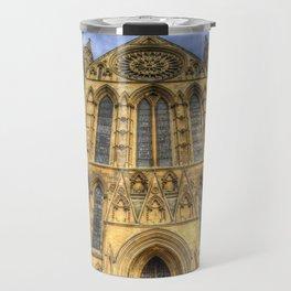 York Minster Cathedral Travel Mug