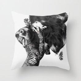 Bear #2 Throw Pillow