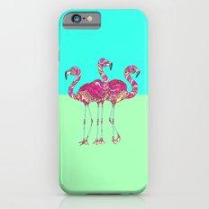 Flamingo Flamingo Flamingo Slim Case iPhone 6s