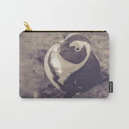 Adorable African Penguin Series 3 of 4 Carry-All Pouch