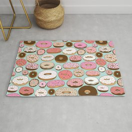Donut Wonderland Rug