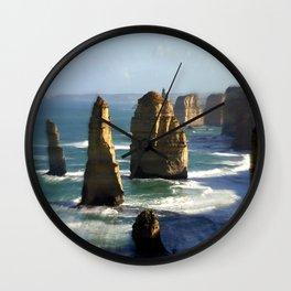 The Limestone Coast - Australia Wall Clock