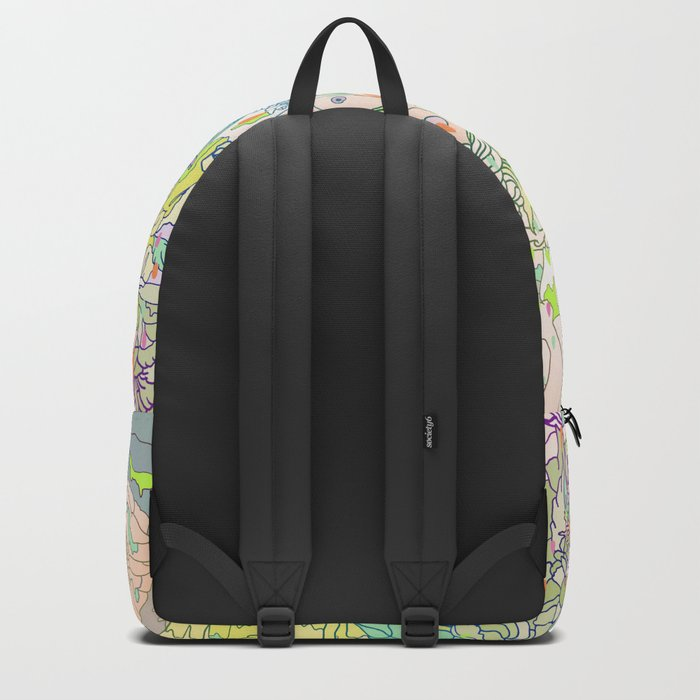 This Sea of Love Backpack
