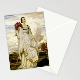 Frederic Leighton - Lady Adelaide Chetwynd-Talbot, Countess Brownlow (1844-1917) Stationery Cards