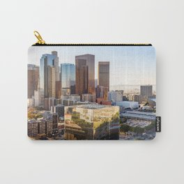 Los Angeles Skyline California United States Ultra HD Carry-All Pouch