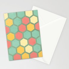 Summer bees, makes me feel fine Stationery Cards