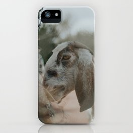 Abigail iPhone Case