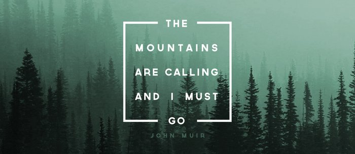 The mountains are calling coffee mug by zeketucker society6 for The mountains are calling and i must go metal sign
