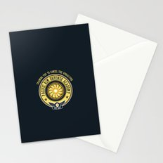 Pacific Rim Defense Academy Stationery Cards