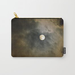 Lunar Corona  Carry-All Pouch