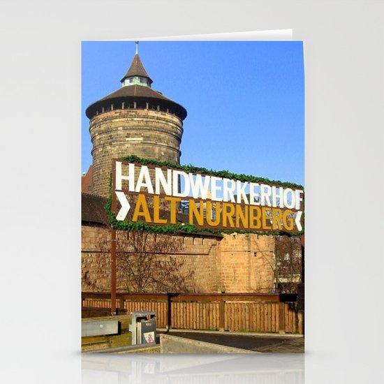 Handwerkerhof Alt Nurmeberg Stationery Cards