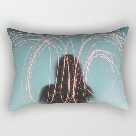 Light face Rectangular Pillow